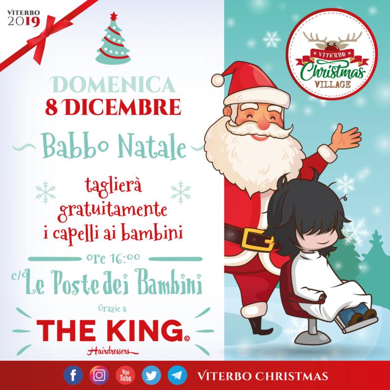 the king al viterbo christmas