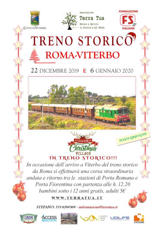 treno storico